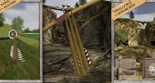 Bowmaster 2.7: Who wants to be like Robin Hood?
