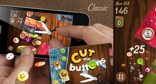 Cut the Buttons 1.1.1: Buttons be gone!
