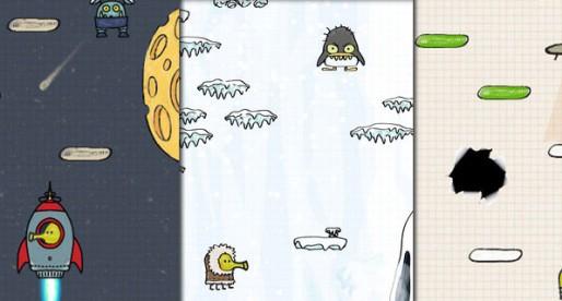 Doodle Jump 2.9.1 – Jump higher!