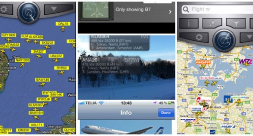 FlightRadar24 Pro 3.5: What's flying up there?