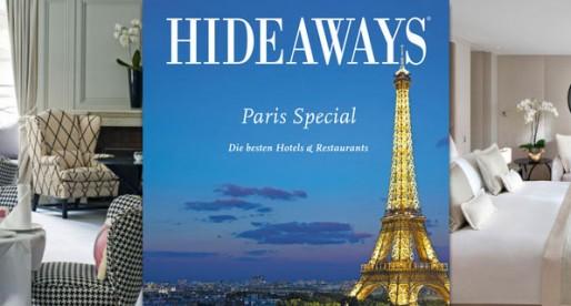 HIDEAWAYS Paris Special 1.0: In the City of Love