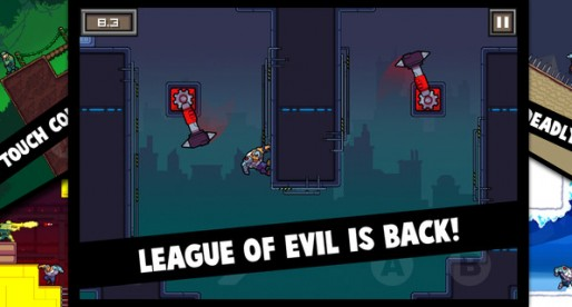 League of Evil 2 1.0: 100 new levels in the jump & run obstacle course