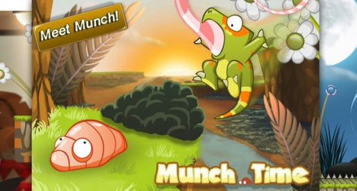 Munch Time HD 1.0: Sticky Tongue