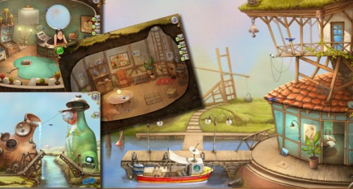The Tiny Bang Story HD 1.0 – Puzzle Problems on the Tiny-Planets