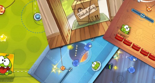 Cut the Rope 1.0 – The Alien can now be feed on the Mac