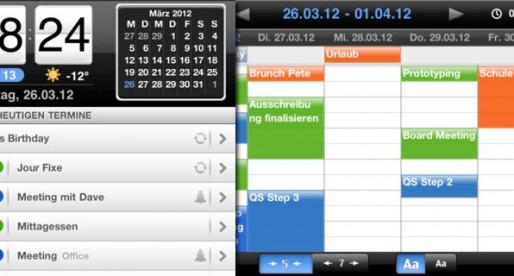 miCal – missing Calendar 4.5 – The smart calendar