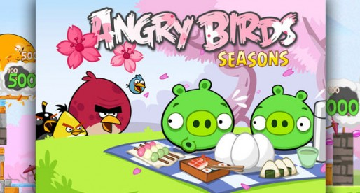 Angry Birds Seasons HD 2.3.0: 15 new levels free of charge