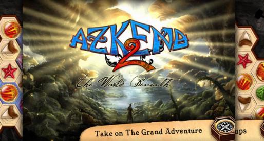 Azkend 2 HD – The World Beneath 1.0: Match-3 at its Best
