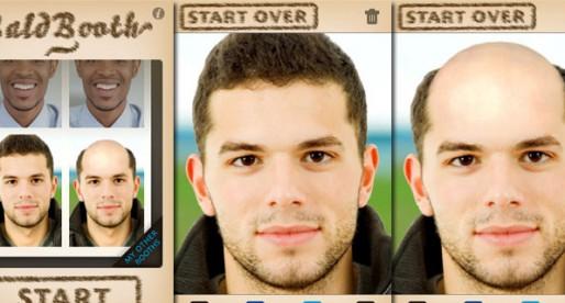 BaldBooth 2.1: What do I look like bald?