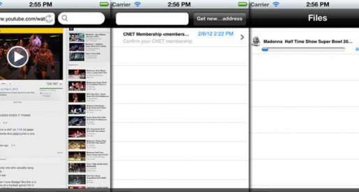 CyberGhost Privacy Browser 1.0: Safe Internet surfing