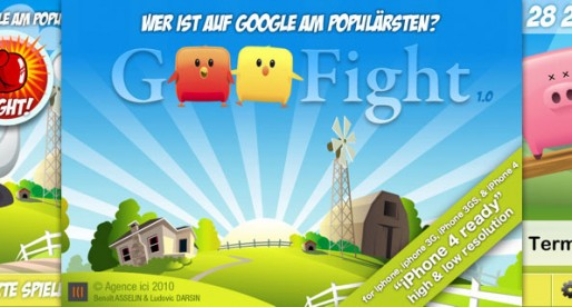 GooFight 1.0.1: Who is popular?