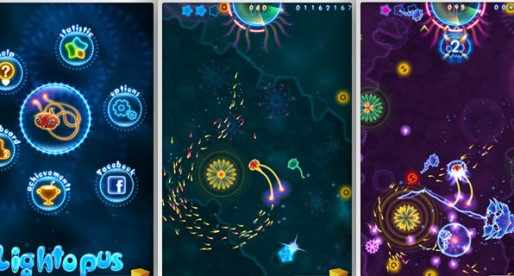 Lightopus 1.1: New cult game from BulkyPix