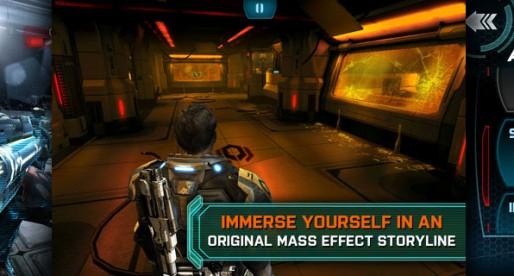 QuickLook – Mass Effect Infiltrator