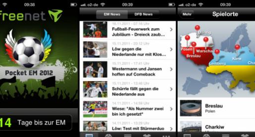 (Deutsch) Pocket EM 2012 3.0: Vorbereitung auf die Fußball-EM