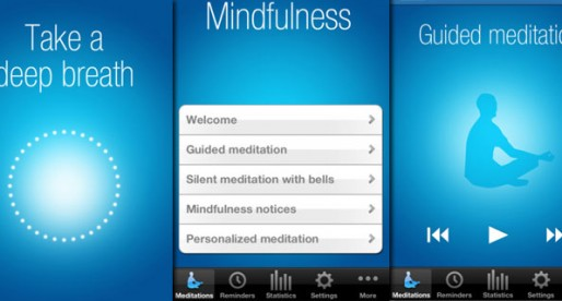 The Mindfulness App 1.0: Preventing Burn Out