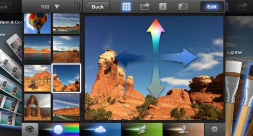 iPhoto 1.0: Mac-App is now available for the iPhone and iPad