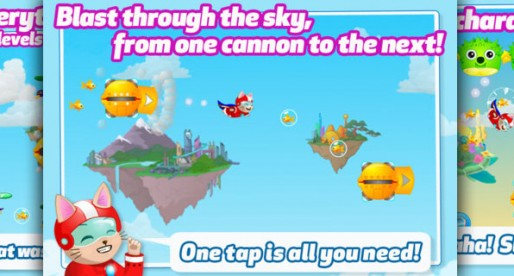 Cannon Cat 1.0.3: Free the fish