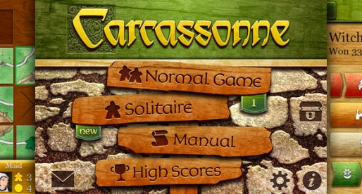 Carcassonne – board game for your pocket