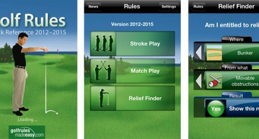 Expert Golf – iGolfrules 2012-2015 3.0: That's how you play golf!