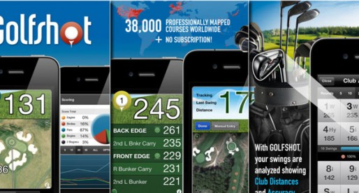 GolfShot: Golf GPS 3.2: Golf with technical support