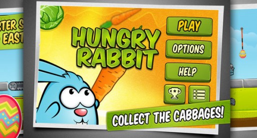 Hungry Rabbit 1.1.0: Where's the carrot?