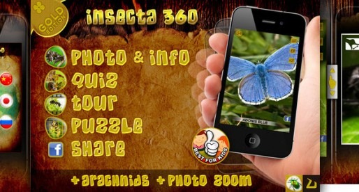 Insecta 360 Gold 1.0: Beautiful animal pictures