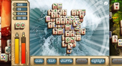 Mahjong Elements 1.6: Mahjong with a touch of Feng Shui
