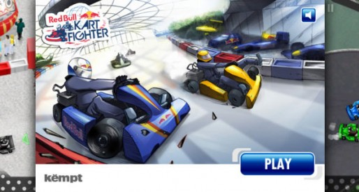 Red Bull Kart Fighter World Tour 1.0.1: The race is on!