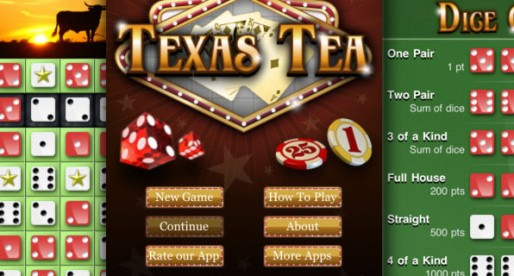 Texas Tea 1.8: Let's role the dice!
