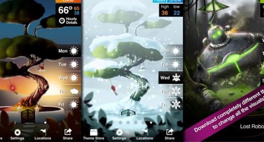 Weatherwise 1.3.8: Wunderschöne Wetteraussichten