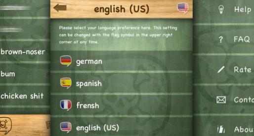 Bad.words 1.0: Swearing made easy