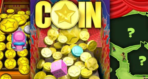 Coin Dozer 9.2: Push the coins!