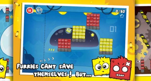 Drop Out Adventures 2.0: Angry Birds with a difference