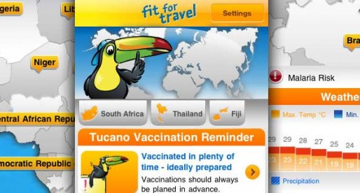 Fit for Travel 1.2.1: Beware of the Bubonic Plague