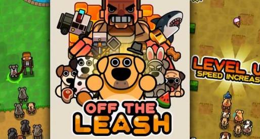 Off the Leash 1.2: Hunderennen auf dem iPhone