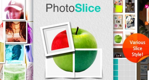 Photo Slice 1.0: Cut up pictures