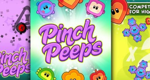 Pinch Peeps 1.0: Zusammenbringen, was zusammen gehört