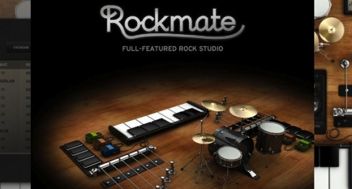 Rockmate 1.1: Complete Music Studio for the iPad