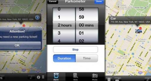 SpotMyCarAd 2.4: Where did I park my car?
