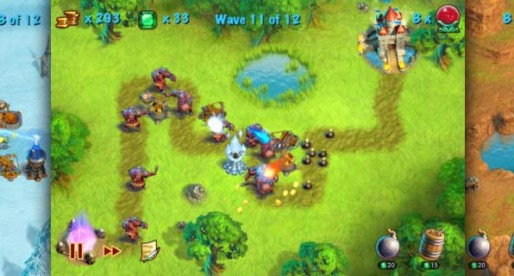 Towers N' Trolls HD 1.2: Troll Attack!