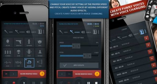 Voice Changing 1.0: Talk like a Gangster