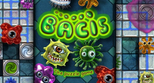 BACIS – The Puzzle App 1.6: Monster-Germs in the kitchen