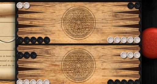 Backgammon – Short Narde 1.0: Board game for the iPad – keep it handy