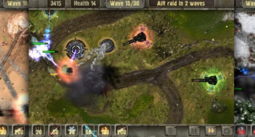 Defense Zone HD 1.4.8: Tower Defense im freien Gelände