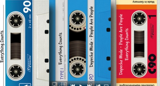 DeliTape 1.0: The good old tape recorder is back!