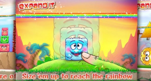 Expand it! 1.0: Here come the Rainbow Dinos!