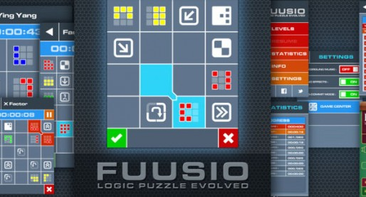 Fuusio 1.1: Complete the color grid