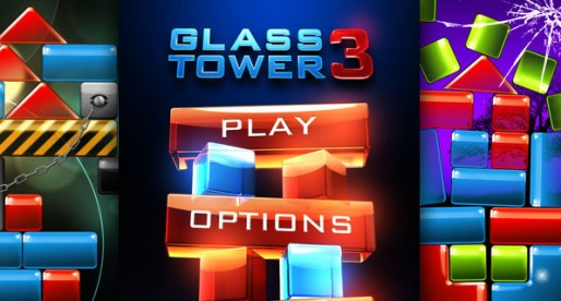 Glass Tower 3 1.0.0: Be careful with the glass stones!