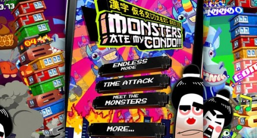 Monsters Ate My Condo 1.4: Pile up the condos!