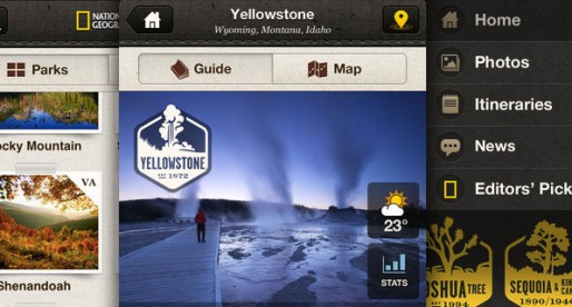 National Parks by National Geographic 1.2: You've got to see this!